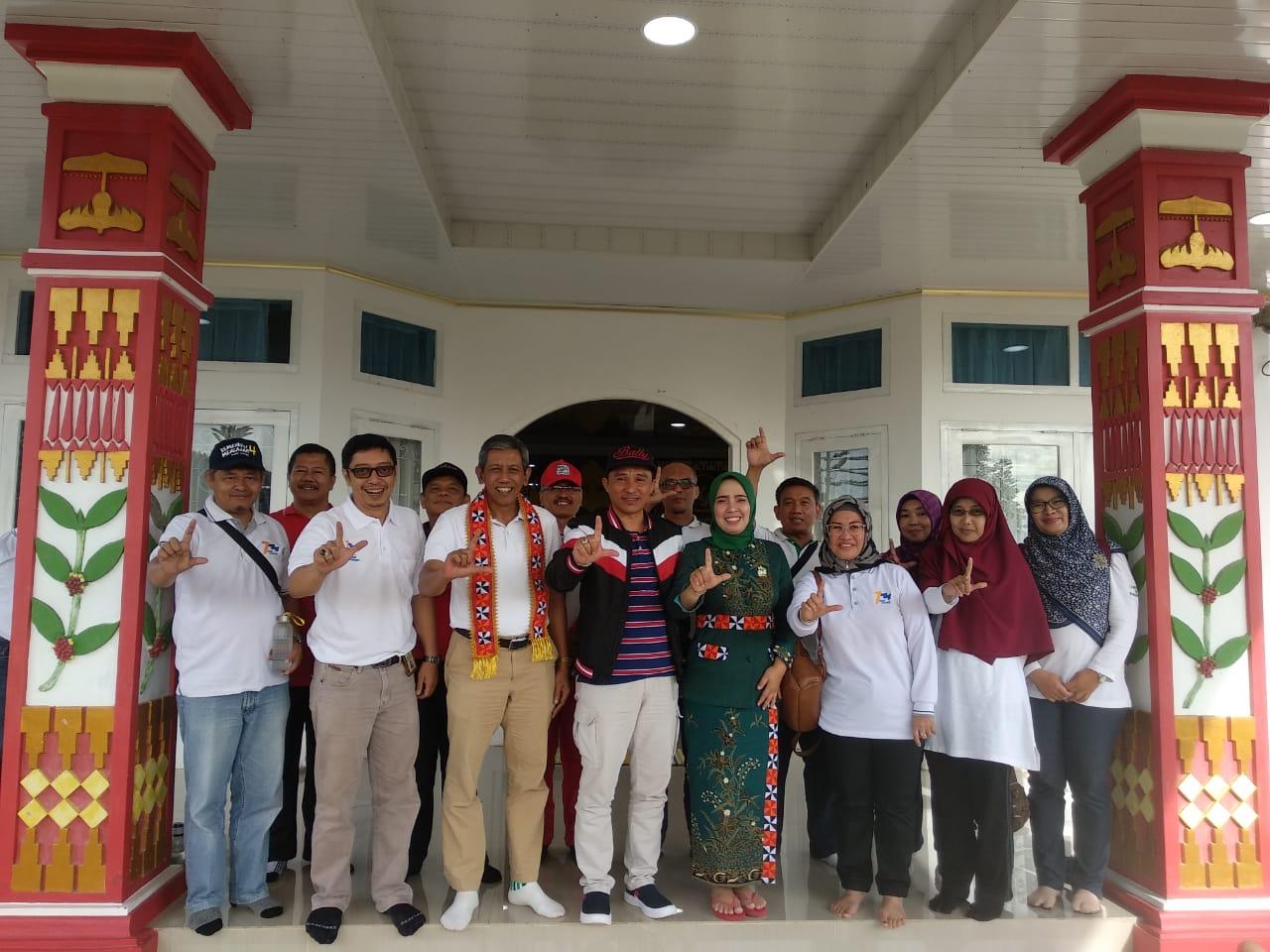 Sinergi Antara DJKN dan Kabupaten Lampung Barat