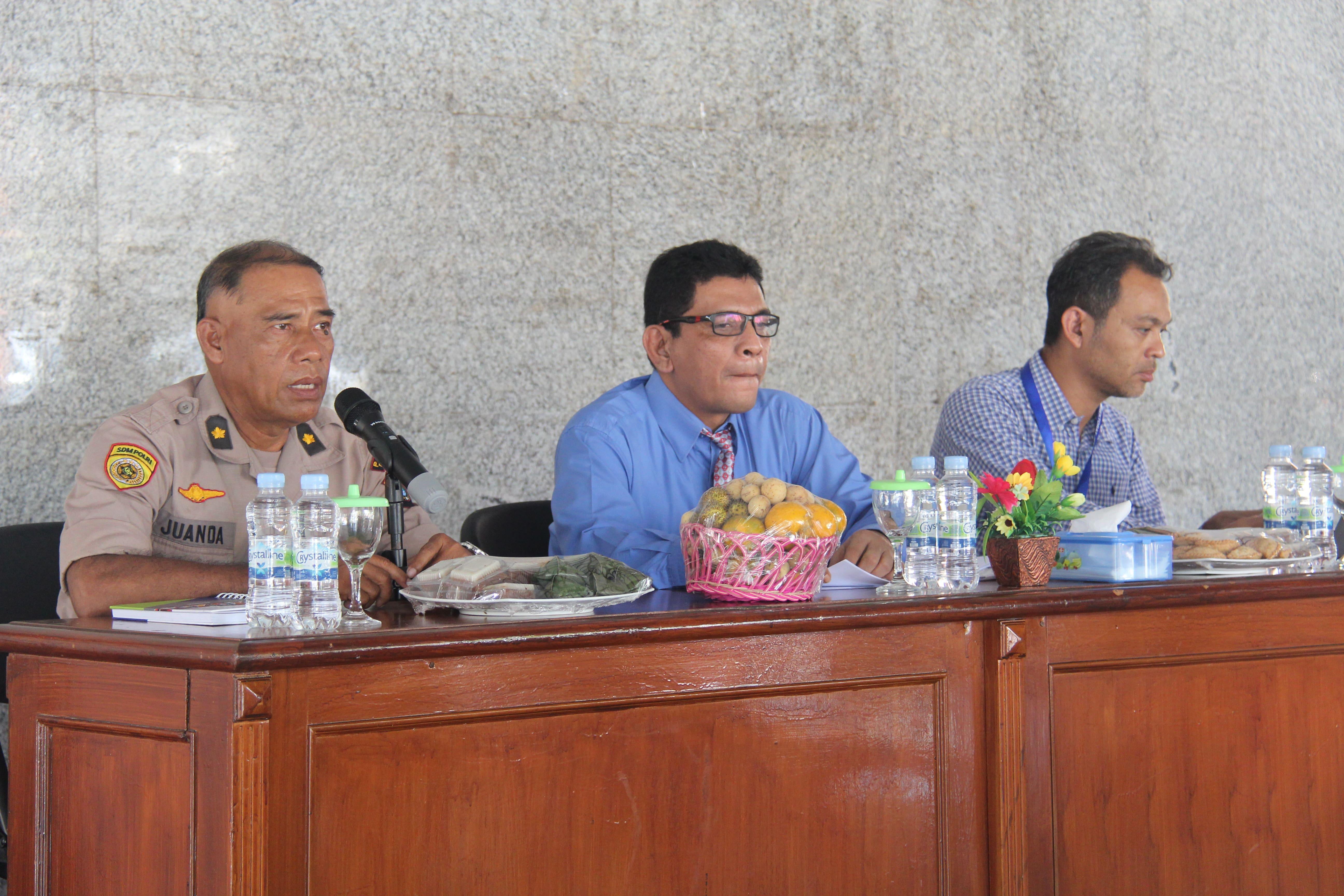 Kompetisi Berujung Optimalisasi Pada Pelaksanaan Lelang di Polres Bangka