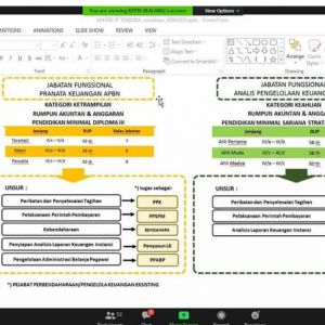 Menuju Simplifikasi Birokrasi melalui Jabatan Fungsional di Bidang Perbendaharaan yang Profesional dan Kompeten