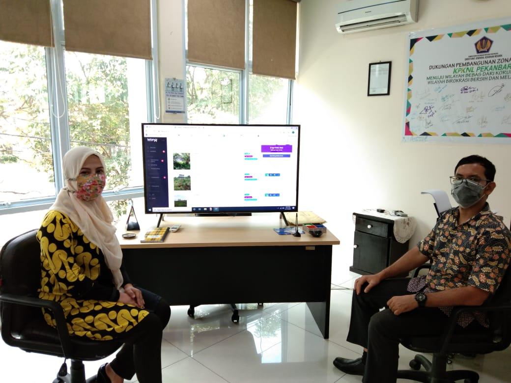 KPKNL Pekanbaru Melaksanakan Lelang Laku Rp1,4 M saat Pandemi Covid-19