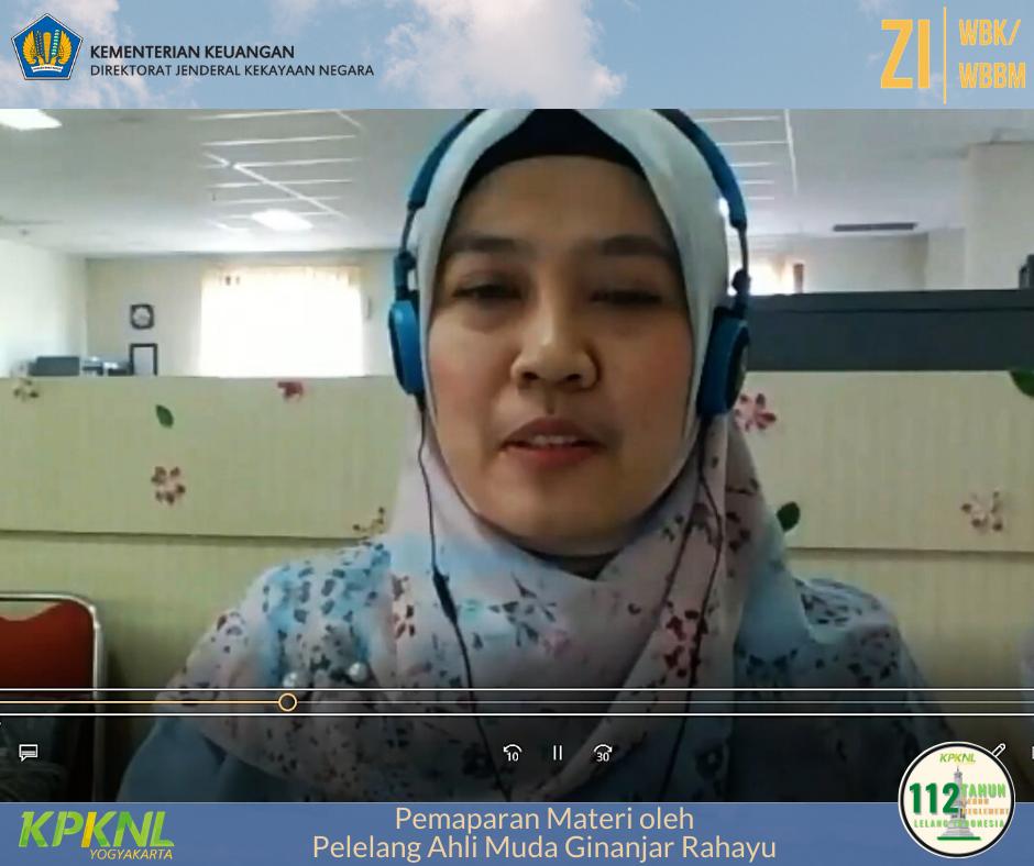 Kepala KPKNL Yogyakarta : Kami Tetap Buka Layanan Lelang Selama Masa Pandemi Covid-19