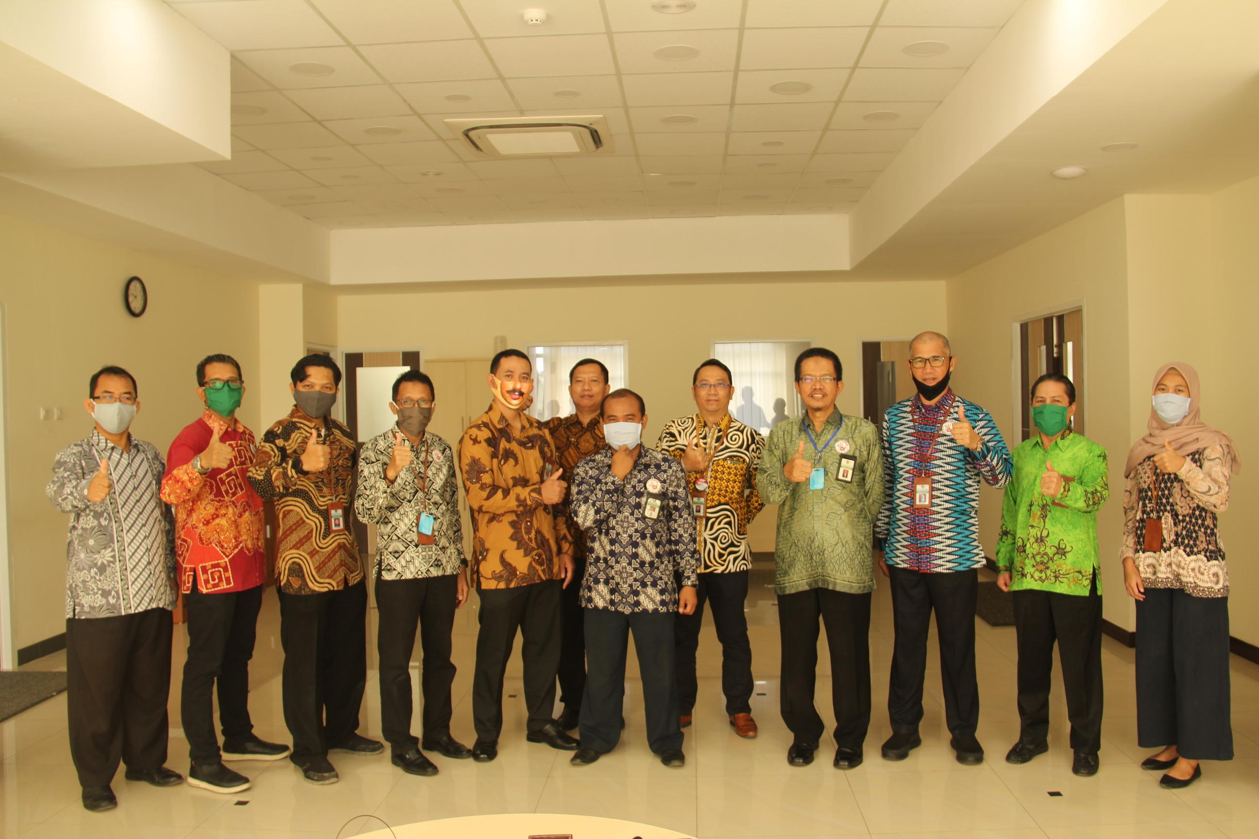 Perdana, Pelantikan Virtual di Kanwil DJKN Kaltimtara