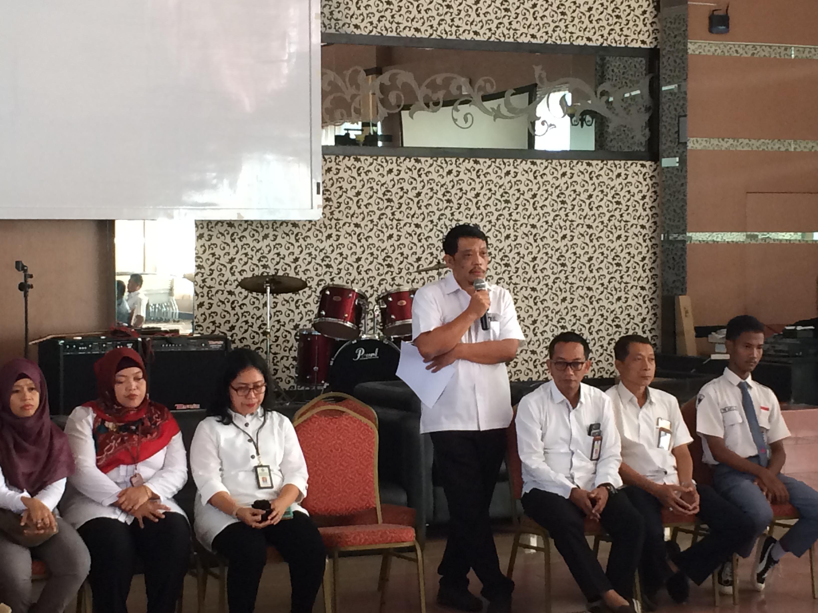 Arahan Kepala KPKNL Sidoarjo menghadapi Virus COVID-19