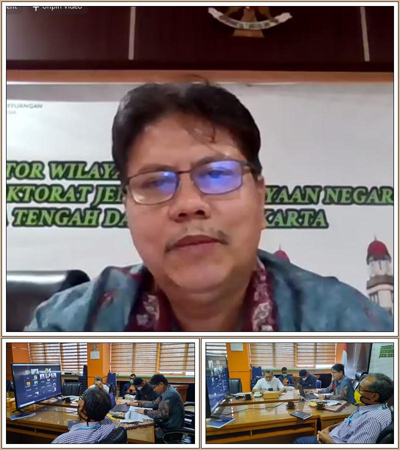 Kanwil Jateng & DIY Siapkan Strategi Penuntasan Penilaian Kembali (Revaluasi) BMN