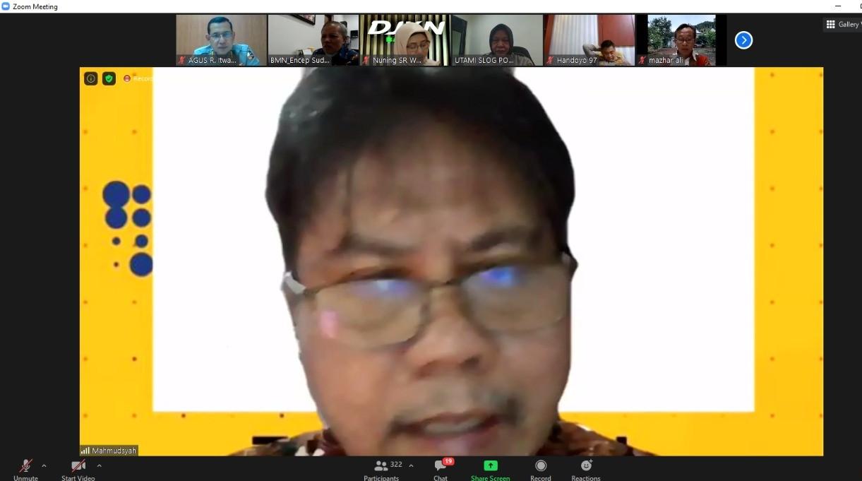 Kerjasama Jajaran POLRI Jateng dan D.I. Yogyakarta dalam Penyelesaian Penilaian Kembali BMN