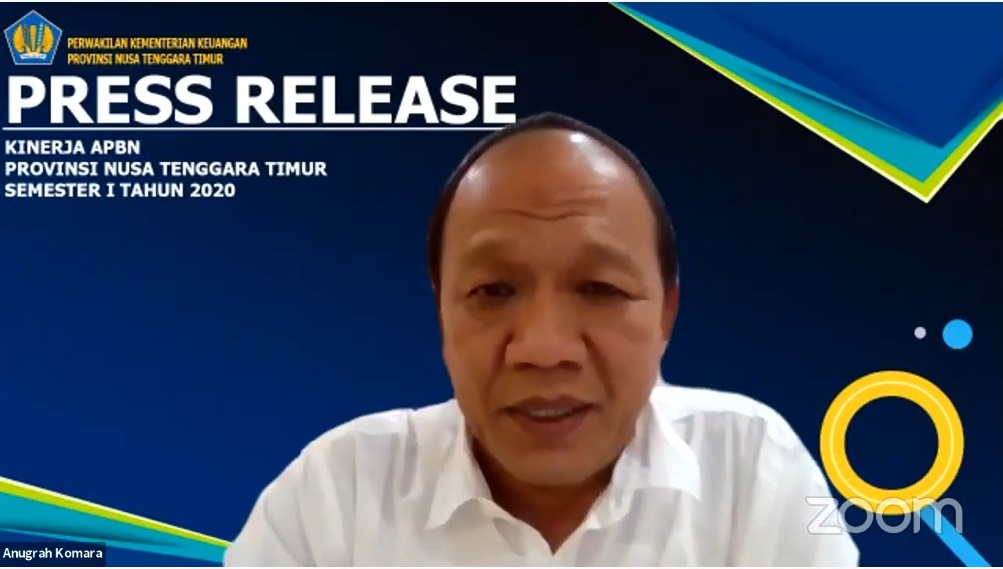 Press Release Kinerja APBN di Masa Pandemi