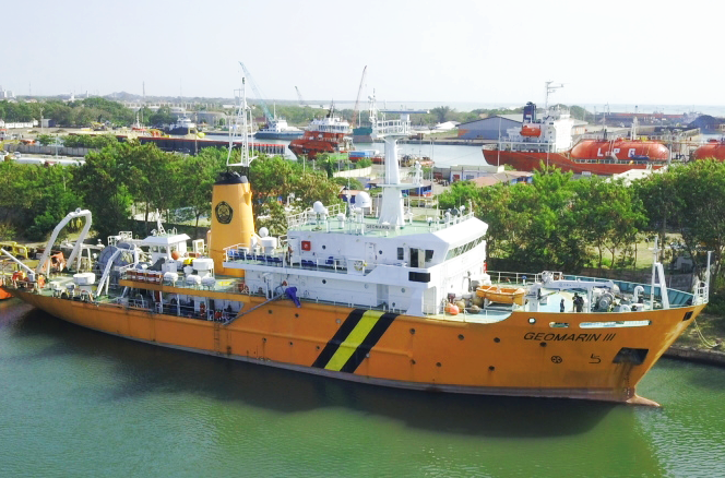 Sea Trial Geomarin III, Kapal Riset ESDM Buatan Anak Bangsa