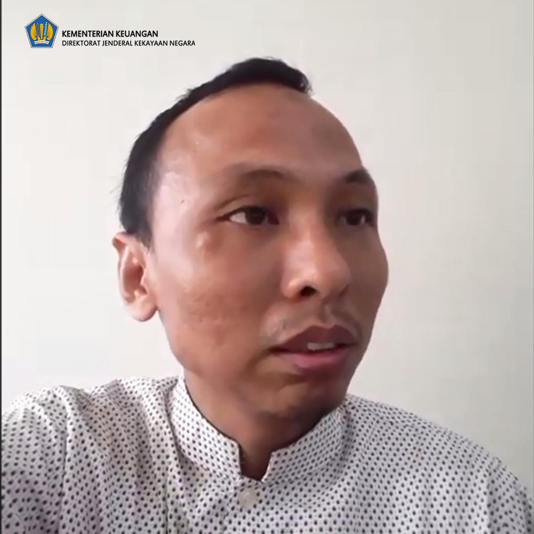 DKO Triwulan II Tahun 2020, Kepala KPKNL Jakarta V: Tetap Fokus dan Patuhi Protokol Kesehatan