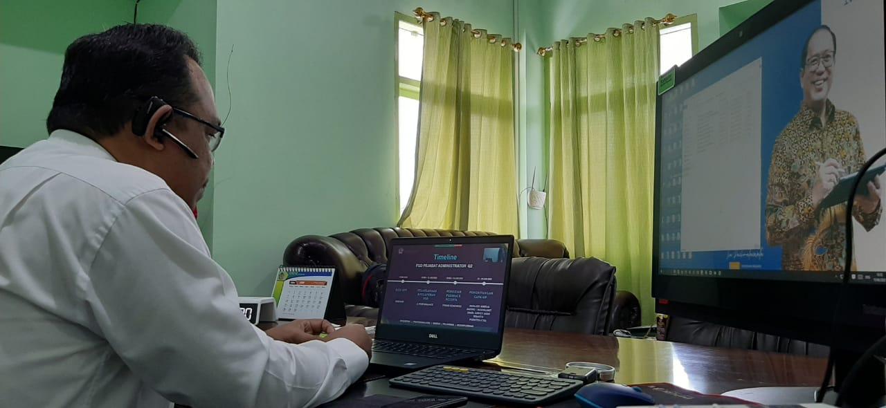 Kepala KPKNL Parepare: Kebijakan Keuangan Negara di Masa Pandemi