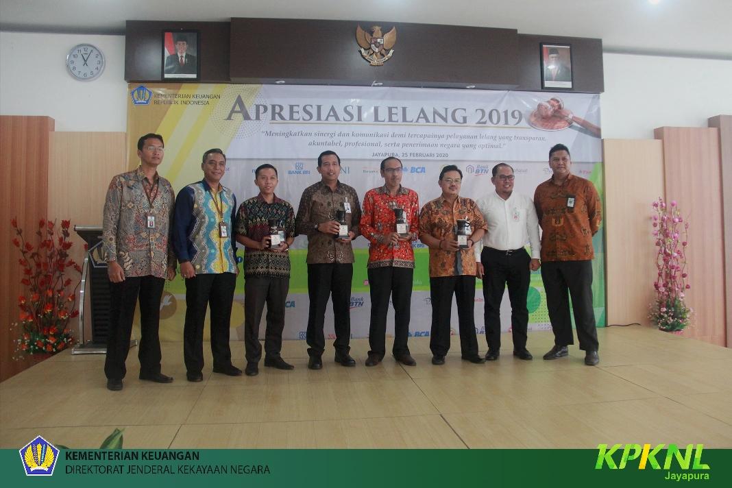 Apresiasi Lelang 2019