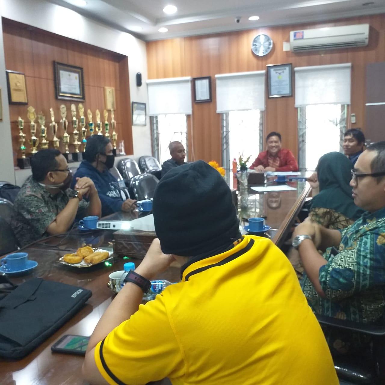 Dialog Kinerja Organisasi Triwulan II Tahun 2020 KPKNL Banda Aceh