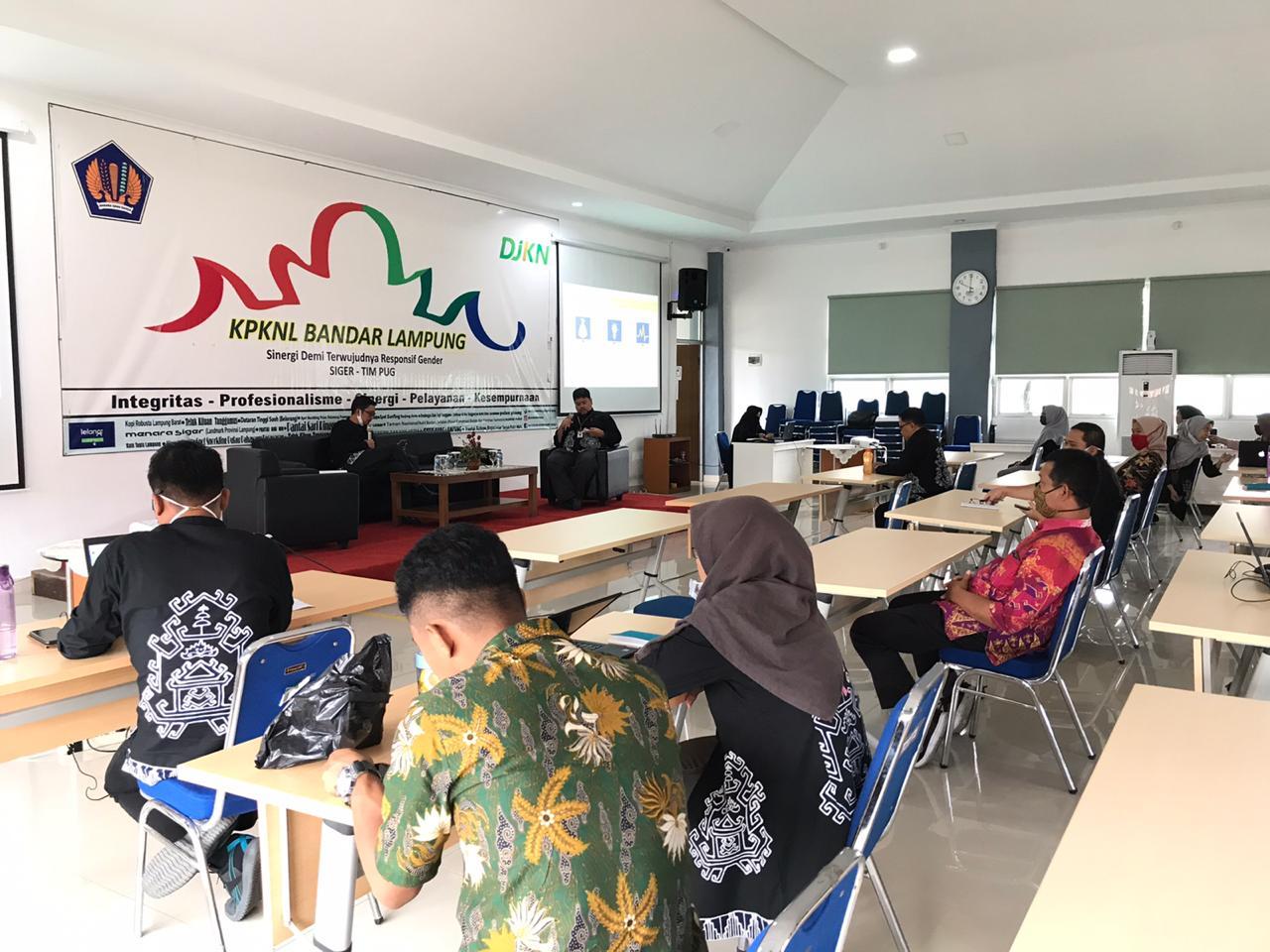 KPKNL Bandar Lampung Adakan DKO Bertajuk Say Yes To Life No To Drugs