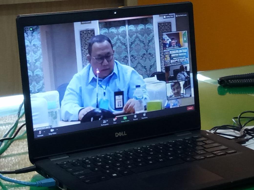 PRESS CONFERENCE APBN SEMESTER I TAHUN 2020: LKPP 2019 RAIH OPINI WAJAR TANPA PENGECUALIAN (WTP)