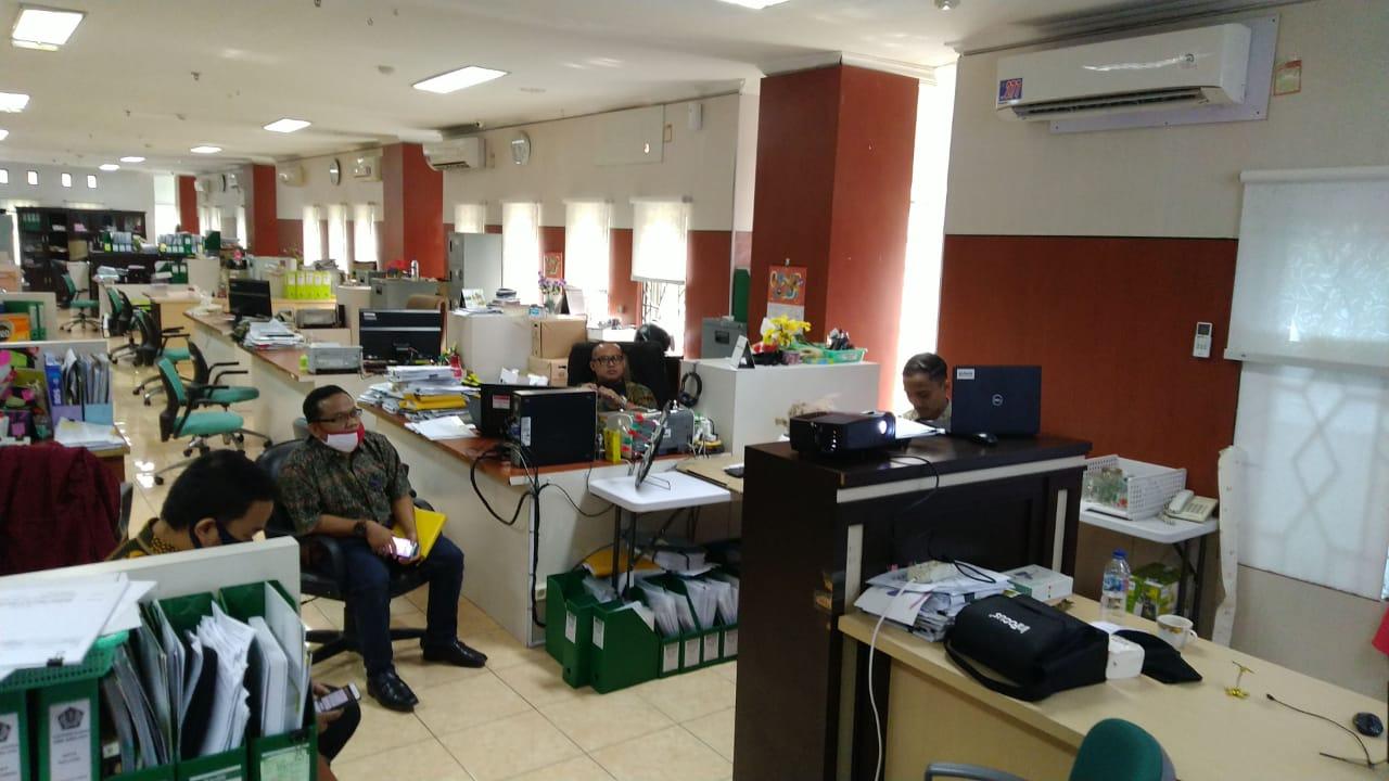 """Peer Review Terakhir bagi """"Pak Riki"""" di KPKNL Banda Aceh"""