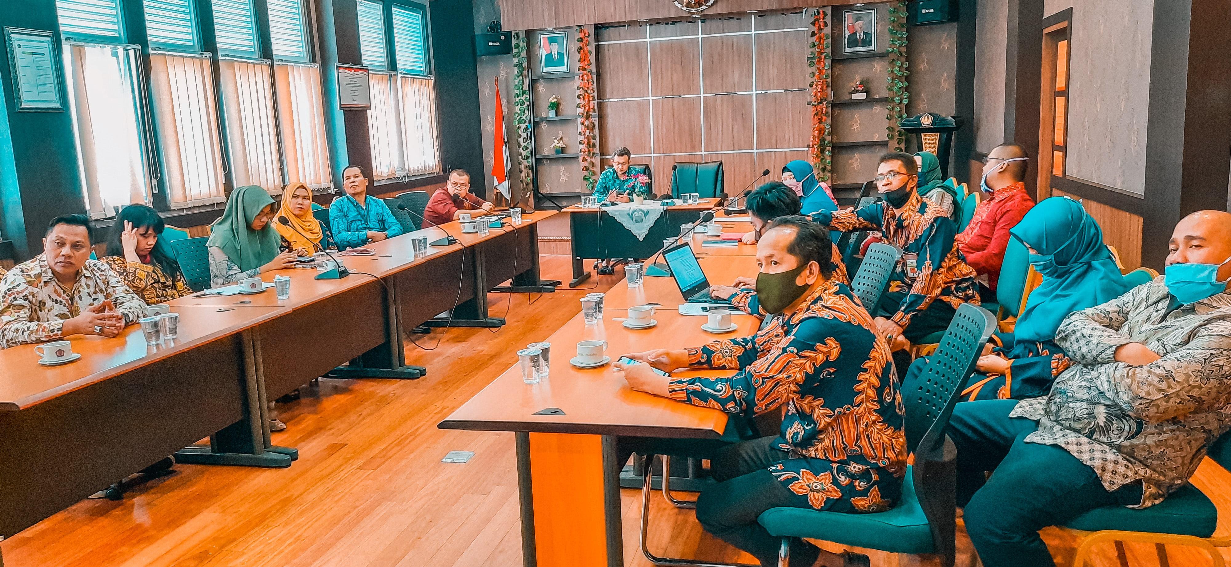 """Yuk Intip Selasa KEPO KPKNL Padang Dengan Tema """"Sosialisasi Panduan Pengisian Data Kepegawaian Pada Aplikasi HRIS"""""""