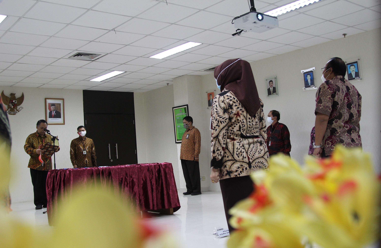 Lantik Anggota PUPN, Ketua PUPN Cabang Sulut: Perkuat Sinergi Tingkatkan PNBP dari Biad