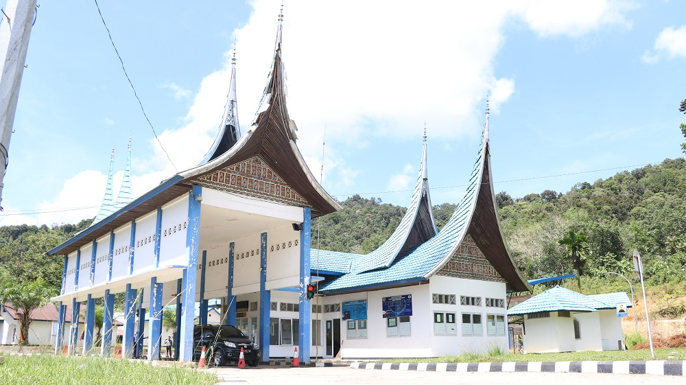 Nilai Bongkaran Bangunan BPTD, Wujud Sinergi KPKNL Bukittinggi dan KPKNL Padang