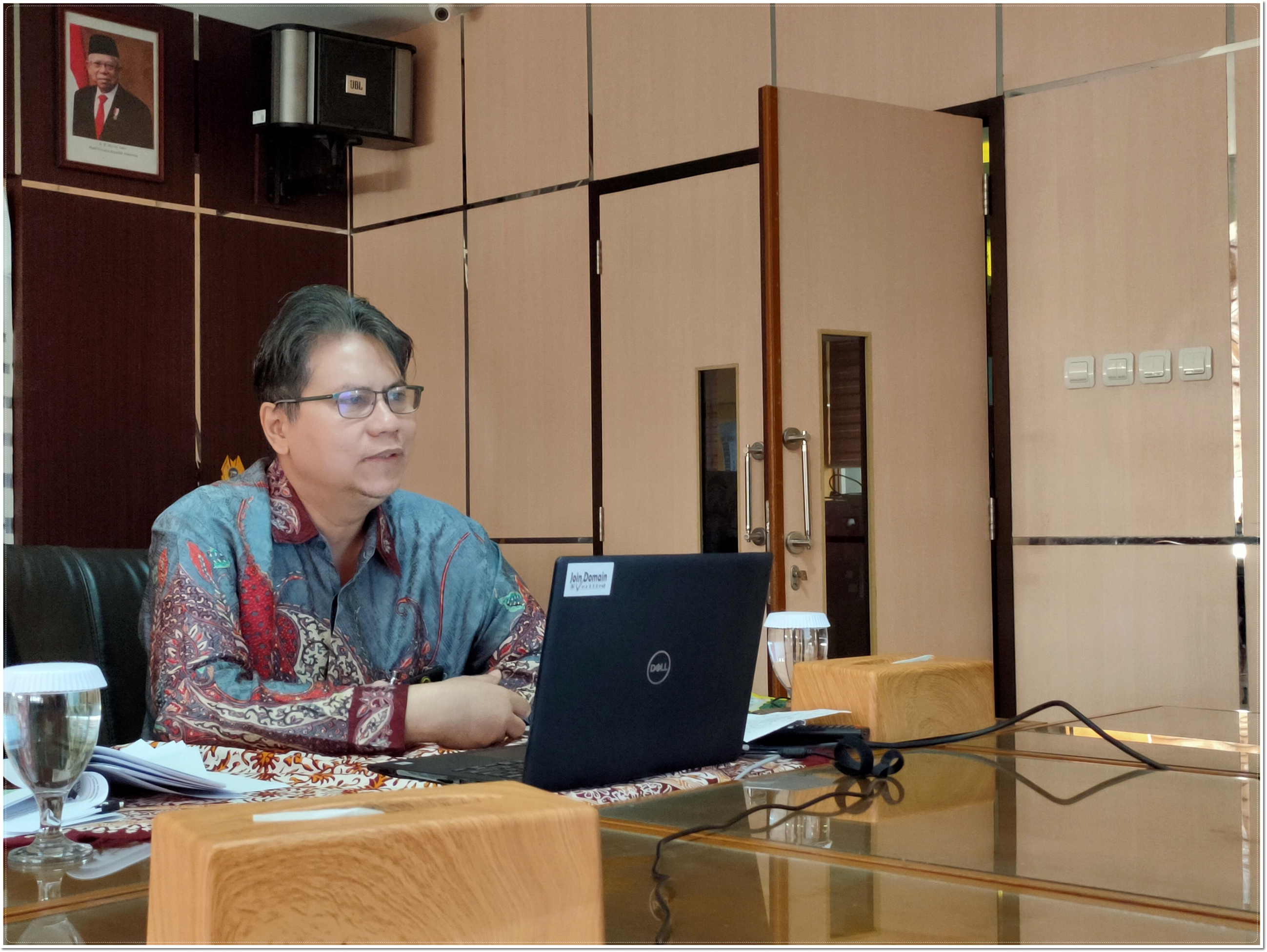 Kanwil DJKN Jateng & DIY Melaksanakan DKO dan MR Triwulan II