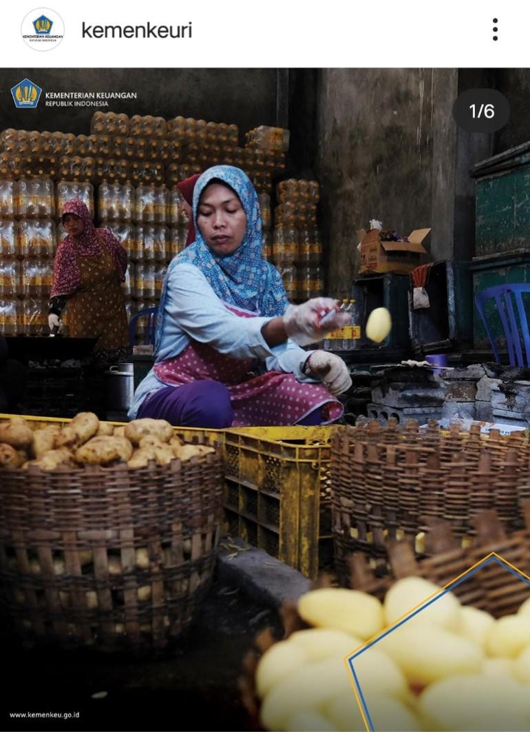 Merajut Asa Bersama Program Pemulihan Ekonomi Nasional