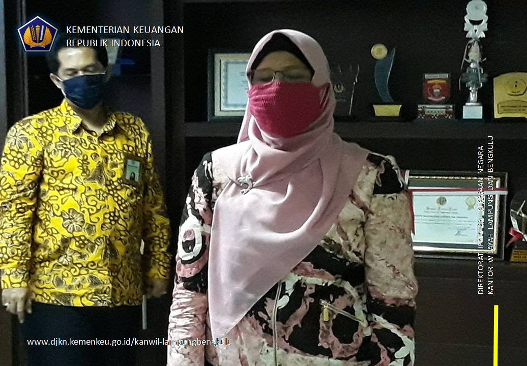 Pelantikan dan Pengambilan Sumpah Jabatan Fungsional Penilai Pemerintah pada Kanwil DJKN Lamkulu Dilaksanakan Dengan Sangat Khidmat