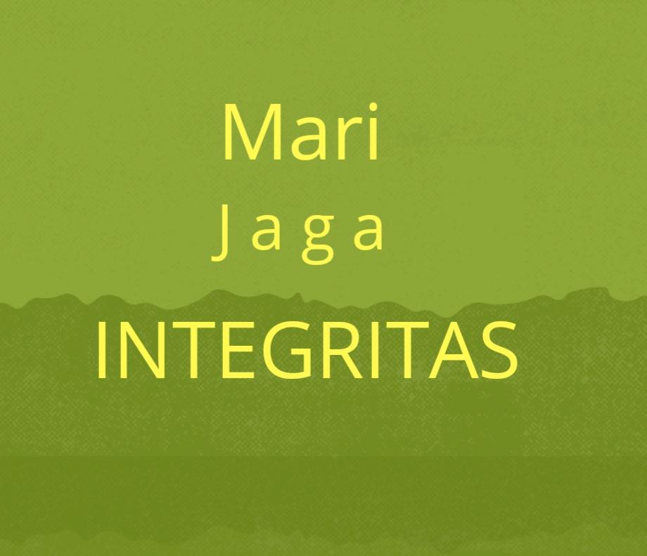 Jaga integritas Agar Terhindar dari Perbuatan Tercela dan Penyakit Hati