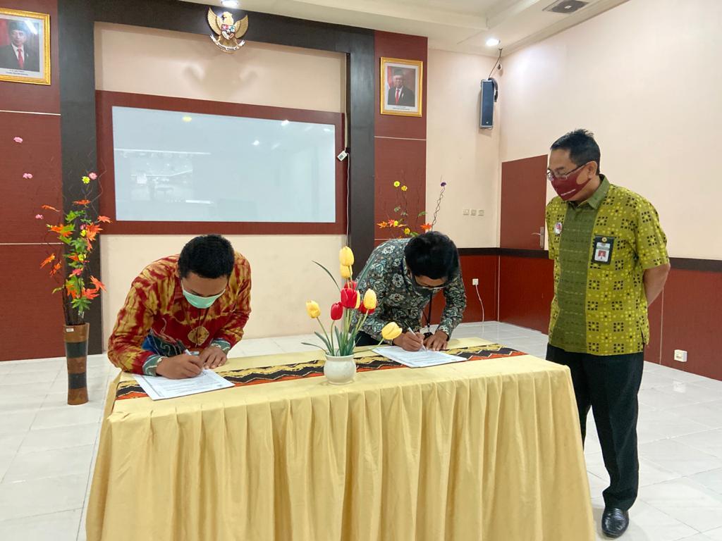Resmi Dilantik, Pejabat Fungsional Penilai Pemerintah KPKNL Banjarmasin  siap Bekerja Secara Profesional