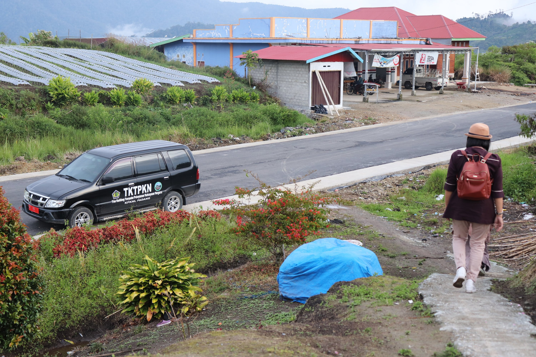 Antara Cuaca, medan jalan dan PNBP, KPKNL Padang lelangkan barang rampasan Kejari Solok Selatan