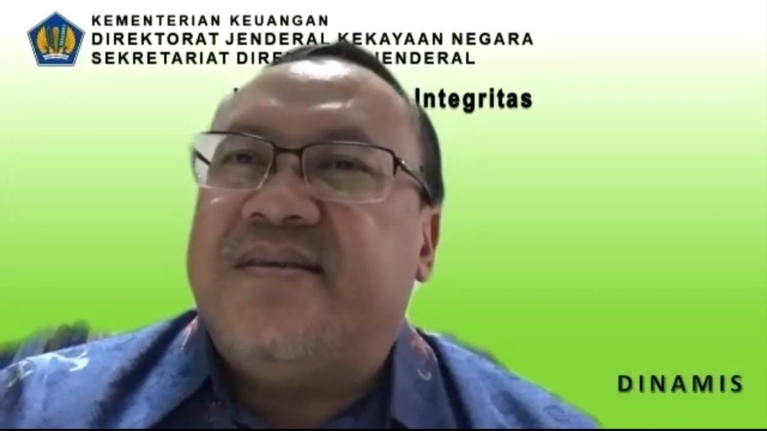Menuju WBBM, Sekretaris DJKN : Saya Harap KPKNL Tegal Jadi Role Model