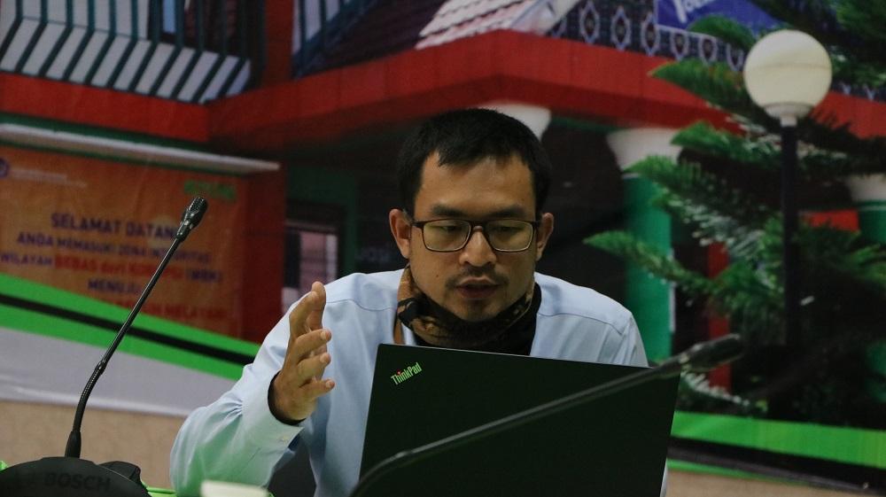 Gelar Webinar WBBM, KPKNL Bukittinggi Bertindak sebagai Narasumber