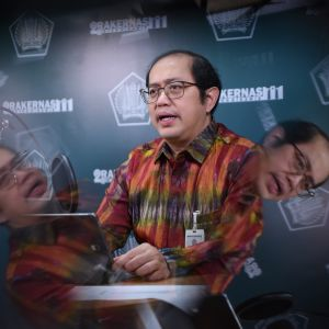 Tutup Rakernas 2020, Dirjen KN: The Worst Time of Crisis, Bring Out the Best in People