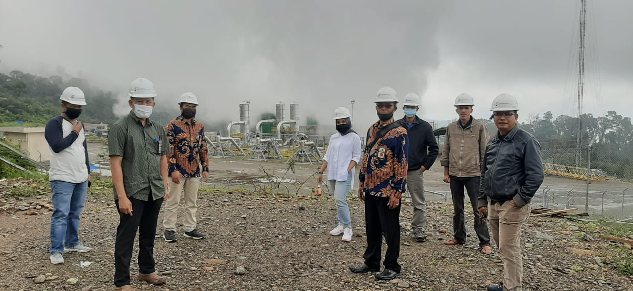 Penilaian BMD dalam rangka Tukar Menukar untuk Mendukung Operasi Pembangkit Listrik Tenaga Panas Bumi (PLTP) Muara Laboh-Solok Selatan