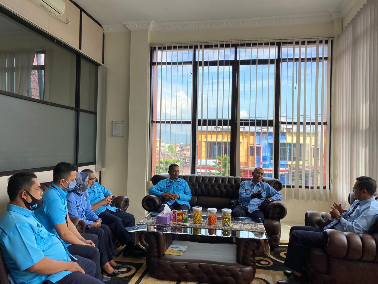 Kunjungi KPKNL, RRI Bukittinggi Kupas Tuntas Optimalisasi Pengelolaan Aset