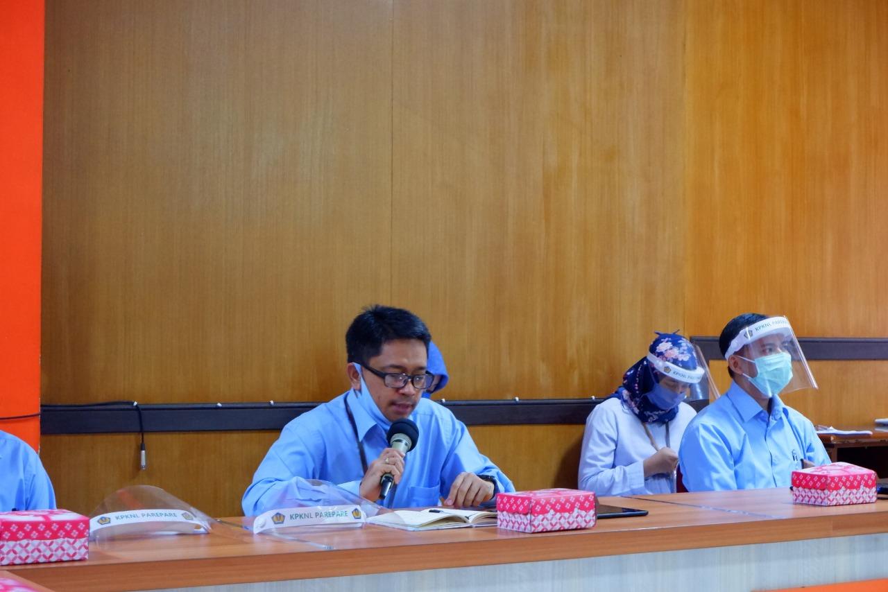 Bersinergi dengan Pemerintah Daerah Kabupaten Barru, KPKNL Parepare Sosialisasikan Tugas dan Fungsi DJKN