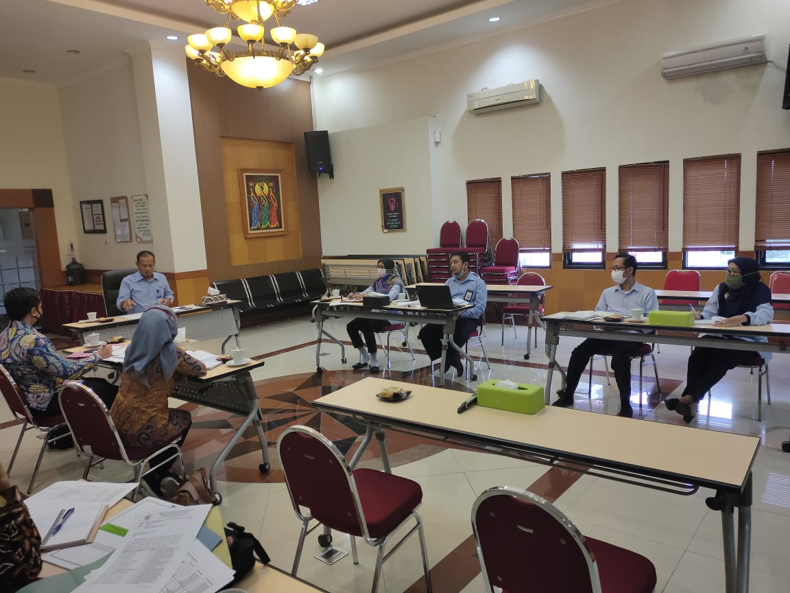 Sinergi KPKNL Malang Rapat Koordinasi dengan Pemerintah Kabupaten Kediri
