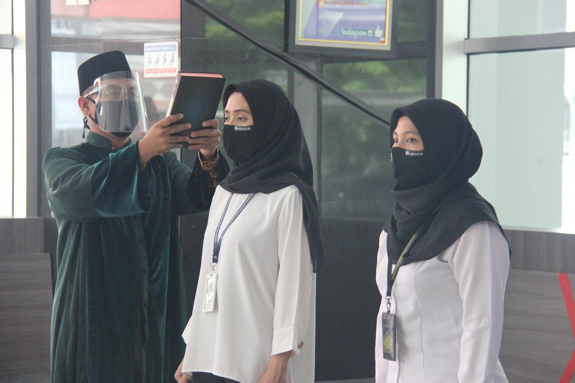 Pelantikan dan Pengambilan Sumpah Jabatan PNS di Lingkungan Kanwil DJKN Banten
