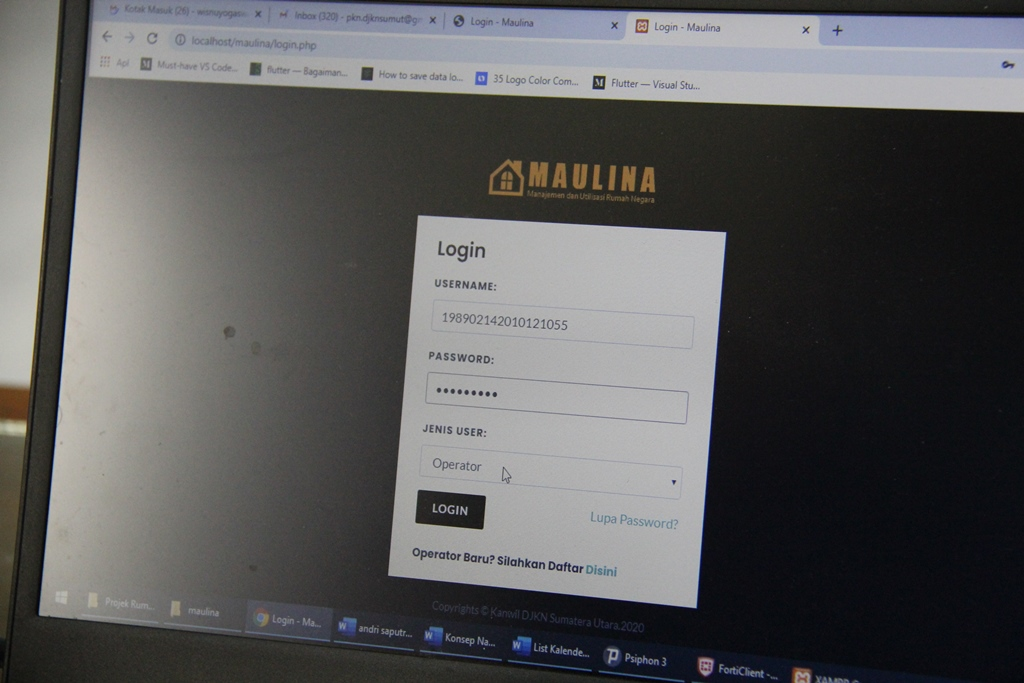 Optimalkan BMN Rumah Negara, Kanwil DJKN Sumut Luncurkan Aplikasi MAULINA