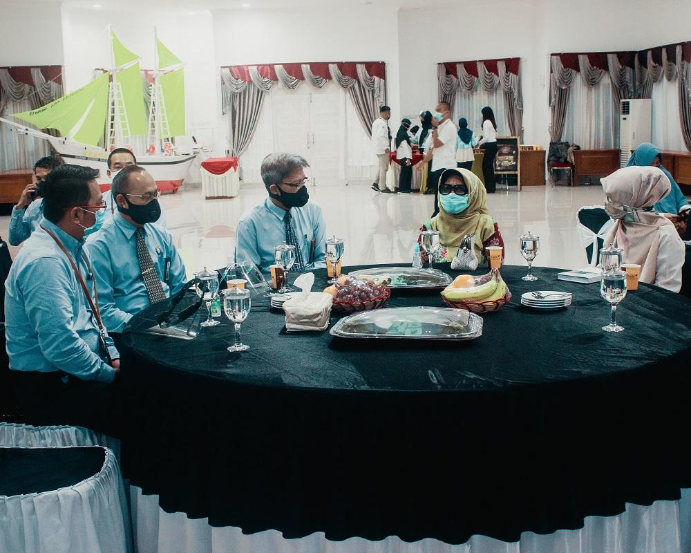 Kunjungan Kakanwil DJKN Kaltimtara ke Kota Bontang