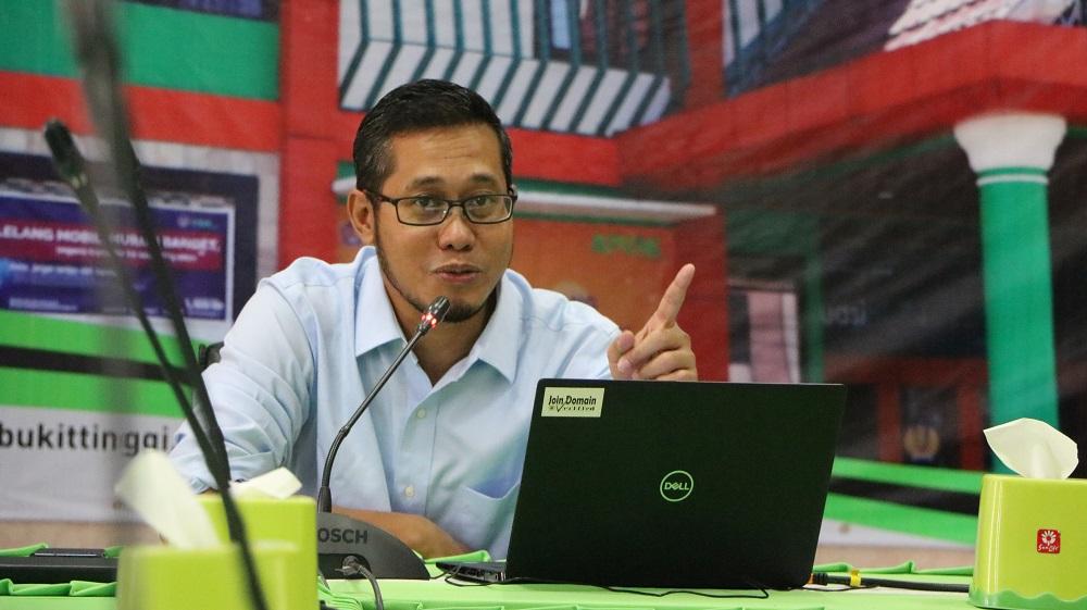 """Rapat Kelompok Terpumpun Pejabat Administrator dengan Topik """"Kebijakan Defisit Anggaran Pemerintah"""""""