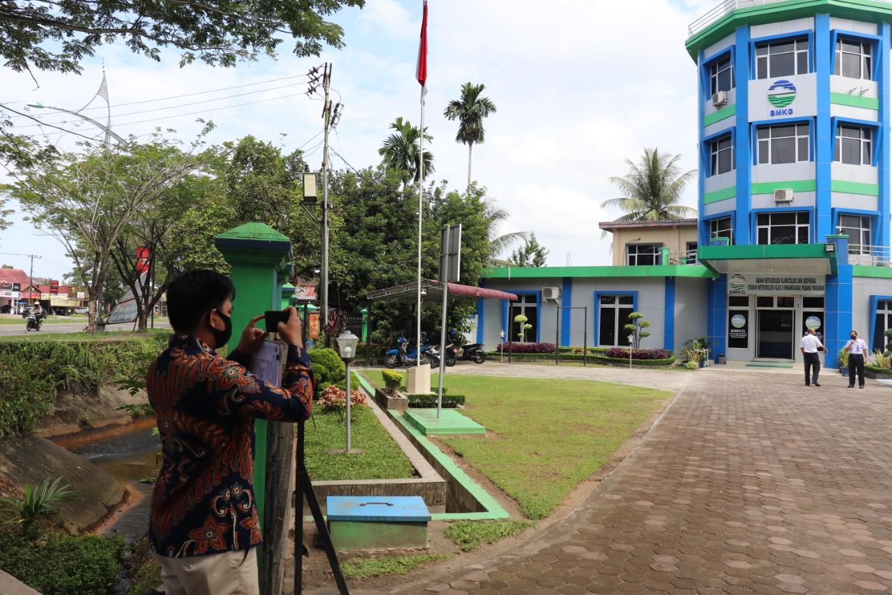 Pada Masa New Normal KPKNL Padang Semangat Tuntaskan Revaluasi Aset