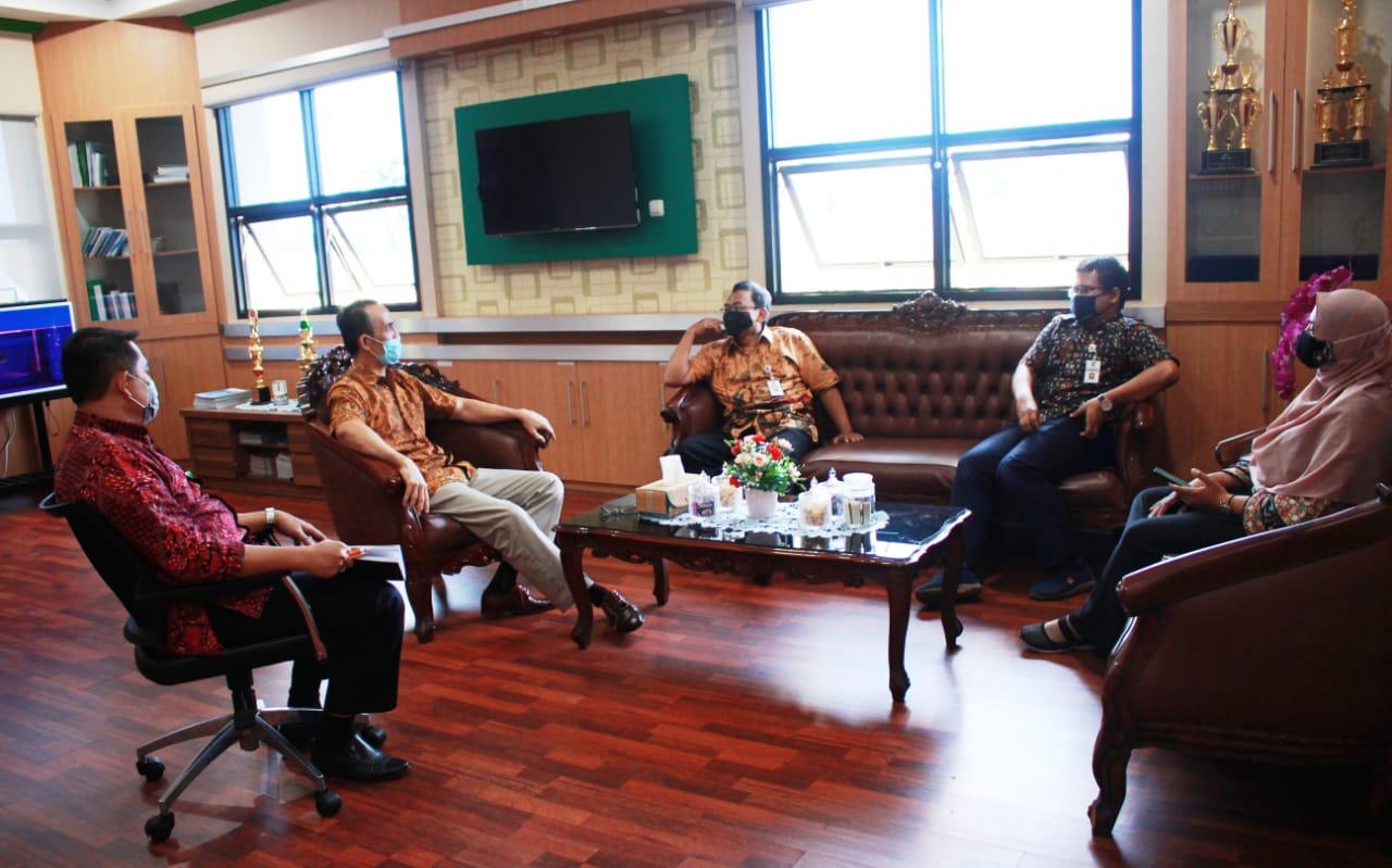 BDK Pontianak - Kanwil DJKN Kalimantan Barat Siap Bersinergi Optimalkan BMN