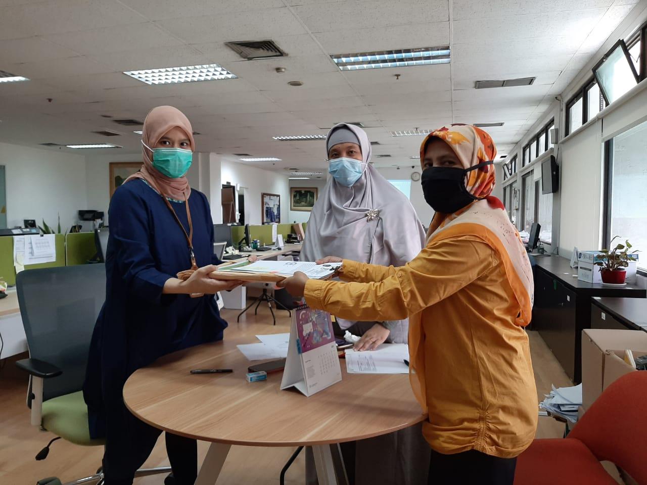 Pengembalian Dokumen BKPN sebagai Upaya Penyelesaian BKPN Berasal dari Direktorat PKNSI Kantor Pusat DJKN
