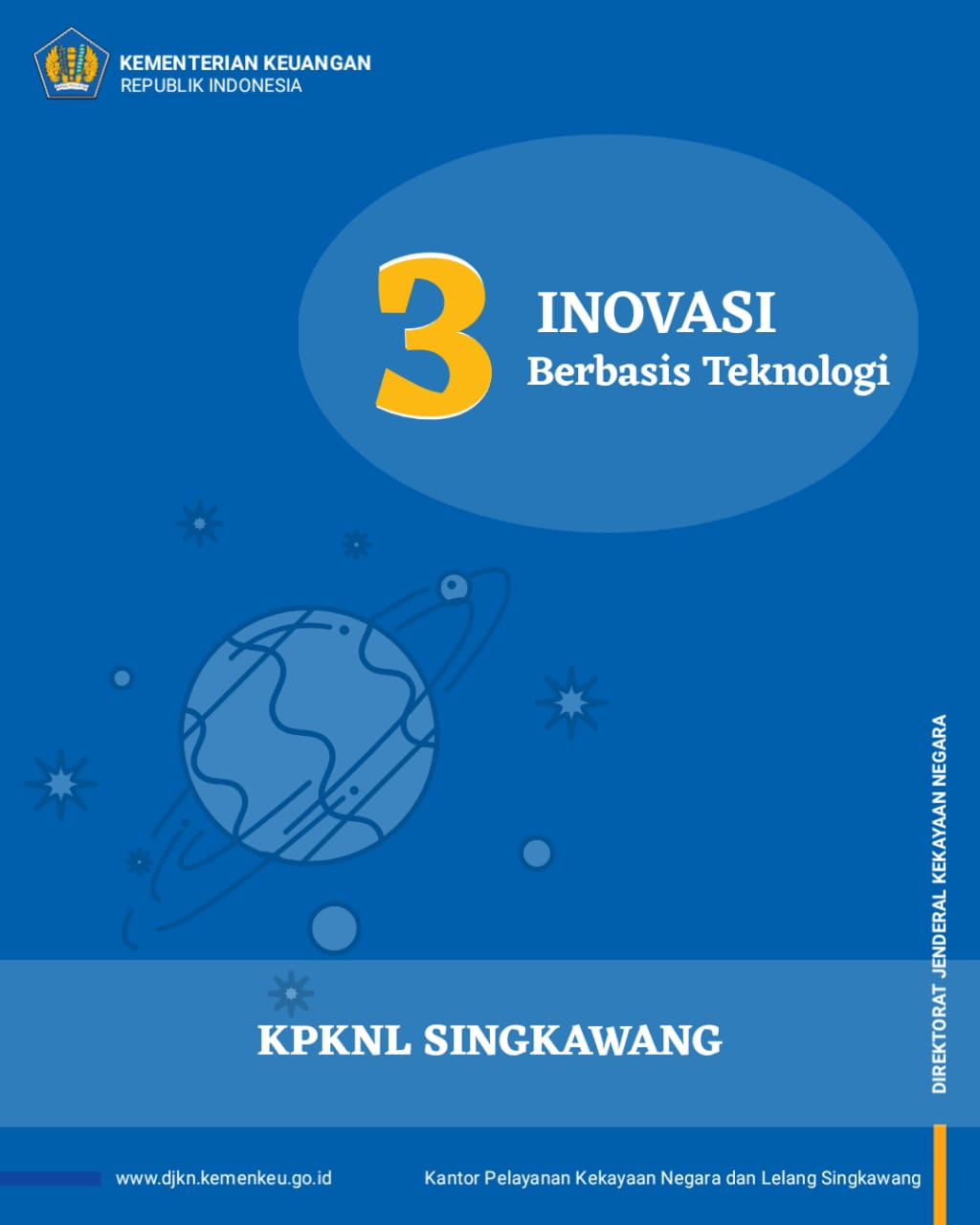 Pengembangan Inovasi Pada KPKNL Singkawang