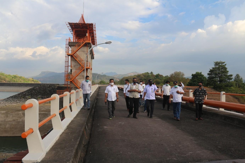Bendungan Bili-bili, Barang Milik Negara Memberi Manfaat Sosial dan Ekonomi Bagi Sulawesi Selatan