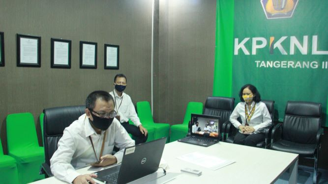 Peningkatan Pelayanan kepada Publik, Kepala Seksi Pelayanan Lelang KPKNL Tangerang II Ikuti Uji Kompetensi Teknis Bidang Lelang
