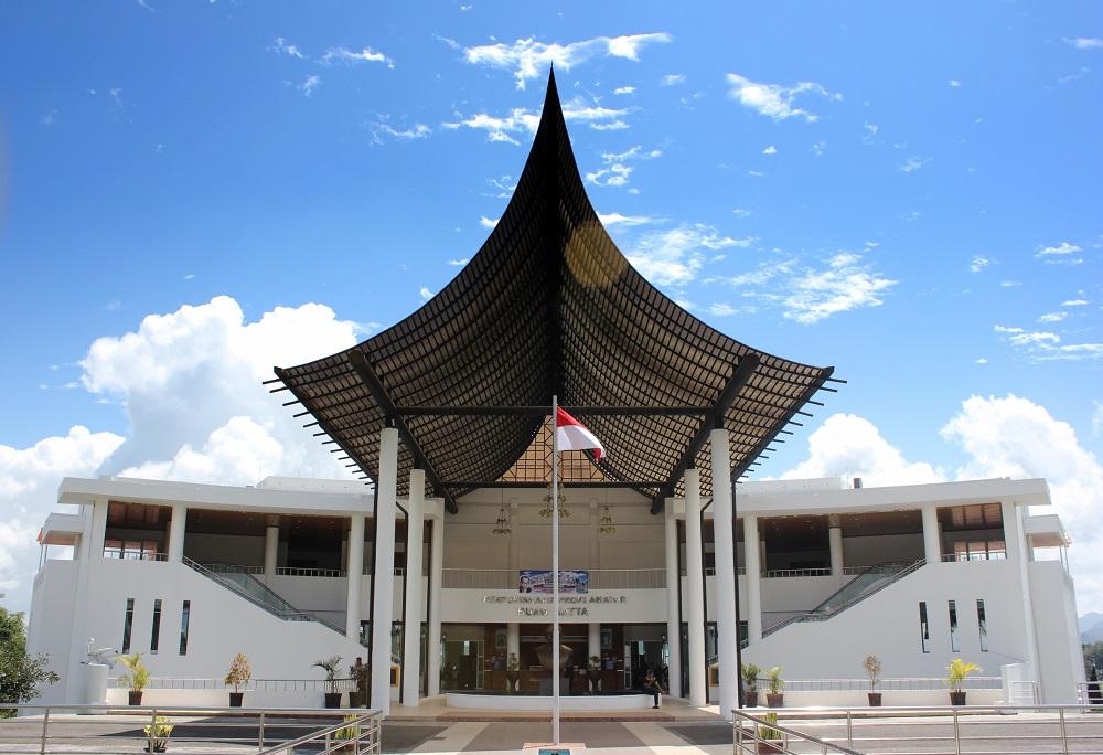 Optimalisasi Pengelolaan BMN pada Perpustakaan Nasional Proklamator Bung Hatta Bukittinggi