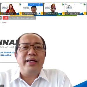 """Kolaborasi Kanwil DJKN Lamkulu dan RSK Sukses Selenggarakan Webinar """"Budaya Perekat Persatuan dan Kesatuan Bangsa"""""""