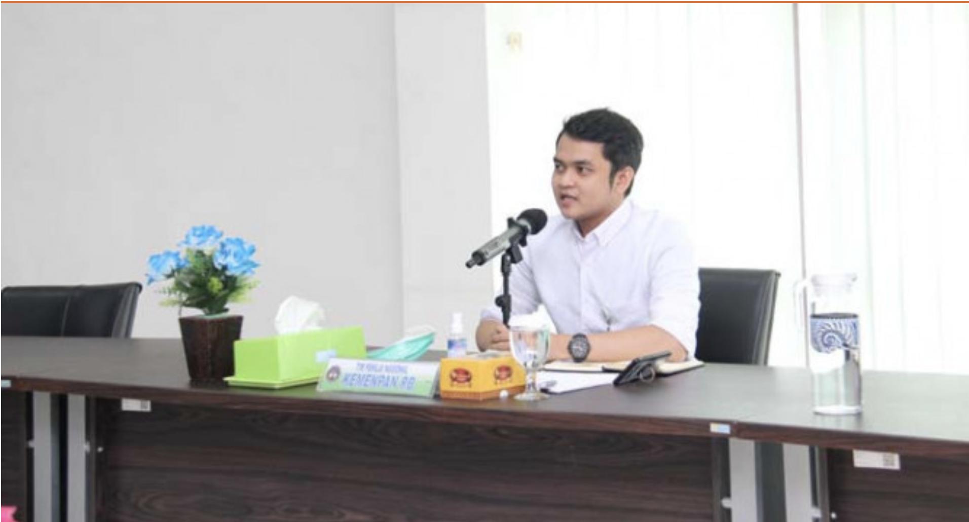 Dinilai Kemenpan-RB, KPKNL Tegal Targetkan Predikat WBBM 2020