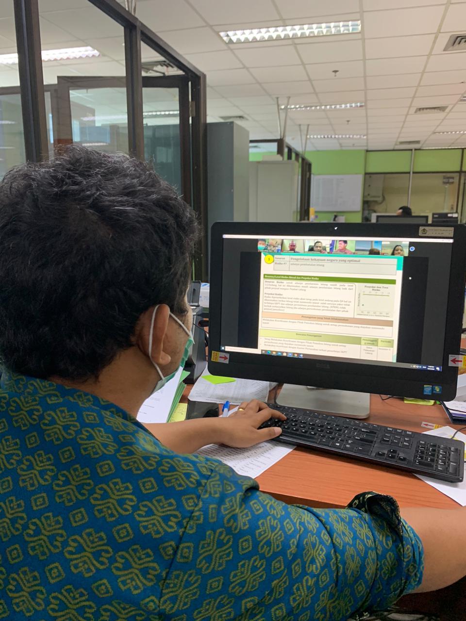 Rapat DKO Triwulan III: KPKNL Manado Optimis Capai Target di Akhir Tahun