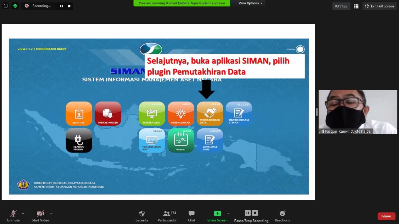 Kanwil DJKN Kalbar Bertekad Selesaikan Rereval BMN pada Akhir Oktober