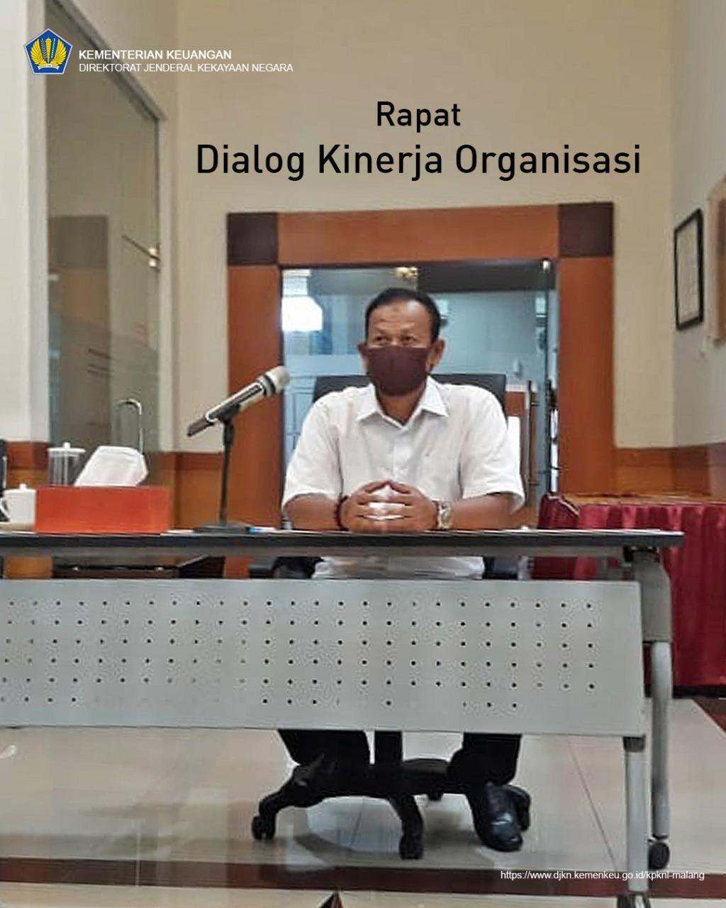 Rapat Dialog Kinerja Organisasi (DKO)